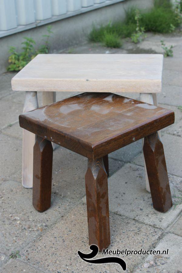 Dip-Dye meubels 1