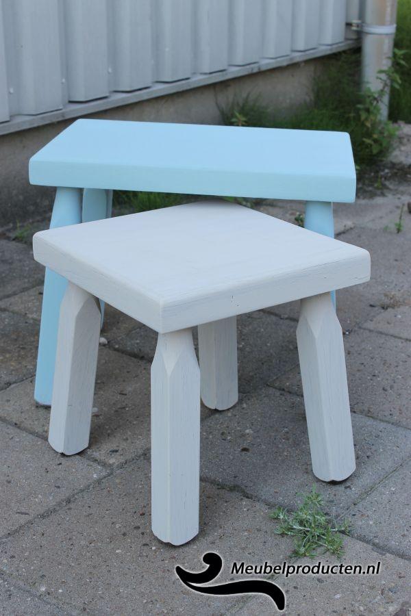 Dip-Dye meubels 2