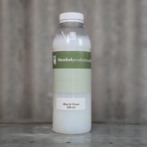 Wax & Clean 500 ml