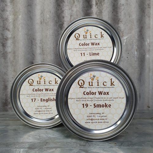 20211013 Quick Color Wax Trio
