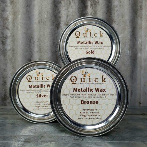 20211013 Quick Metallic Trio
